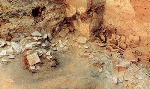 The Archives of Ebla In-situ