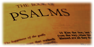 Studies in the Psalms: Psalm 1 | AHRC